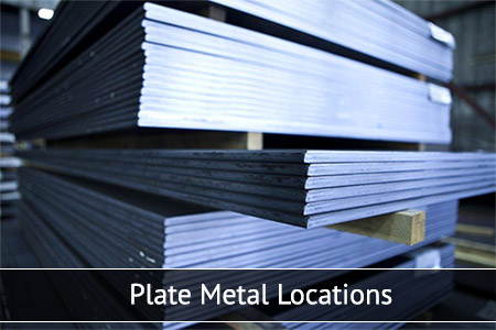 Plate Metal and Shape Metal Locations